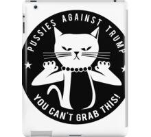 Pussies Against Trump iPad Case/Skin