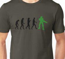 Evolution of Chief Unisex T-Shirt