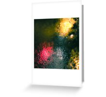 Condensation 92 - You'll Never Walk Alone Greeting Card