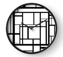 Grid Life Clock