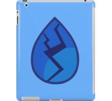 Lapis Lazuli - Cracked Gem iPad Case/Skin