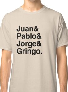 Mexican Beatles (in black!) Classic T-Shirt