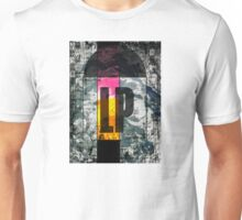 Stereo LP VInyl Turntable Camo Unisex T-Shirt