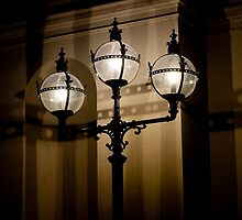 Exhibition Lights by DavidsArt