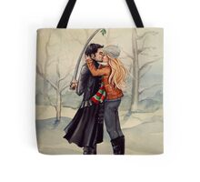 Observing Tradition (pirate style) Tote Bag
