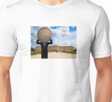 Full Moon Over Vienna Unisex T-Shirt