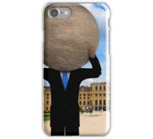 Full Moon Over Vienna iPhone Case/Skin