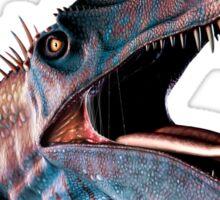 Spinosaurus Head Study Sticker