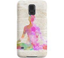 Yoga Book, COLORS version Samsung Galaxy Case/Skin