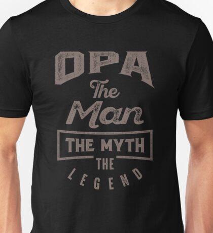 Opa The Man T-shirt Gift! Unisex T-Shirt