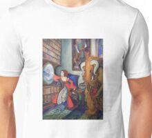 The Past Intrudes Unisex T-Shirt