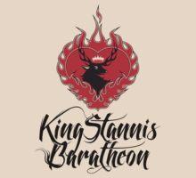 Stannis Baratheon Sigil by P3RF3KT