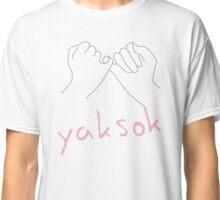 Yaksok (Promise) - kdrama kpop Classic T-Shirt