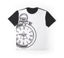 Hands of Time Graphic T-Shirt