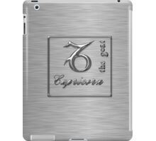 Capricorn Dec 22 To Jan 19 iPad Case/Skin