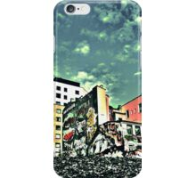 Downtown Oslo by Tim Constable iPhone Case/Skin