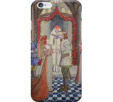 The Wedding iPhone Case/Skin