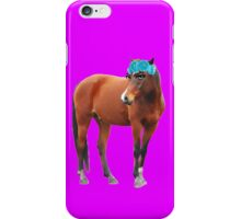 Whatta Horse iPhone Case/Skin