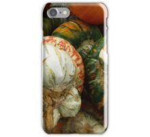 Turks Caps Gourd iPhone Case/Skin
