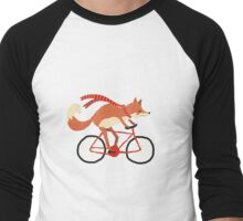 mr. fox Men's Baseball ¾ T-Shirt