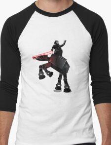 Moonlight Rider Men's Baseball ¾ T-Shirt
