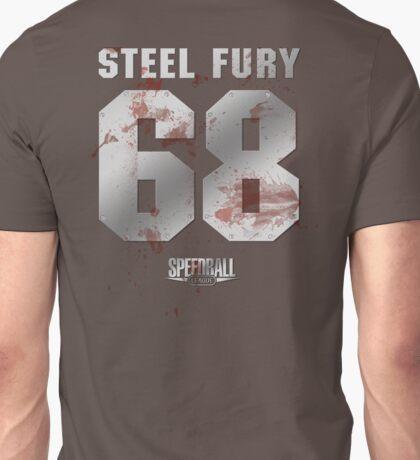 Speedball 2 - Steel Fury Jersey - Steel and Blood Unisex T-Shirt