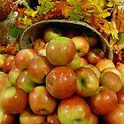 Apples by WildestArt