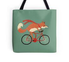 mr. fox Tote Bag