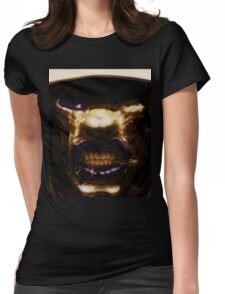 Fury!!! Womens Fitted T-Shirt
