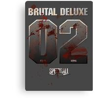 Speedball 2 - Brutal Deluxe 02 Canvas Print