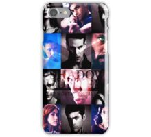 Shadowhunters Season 2 Collage iPhone Case/Skin