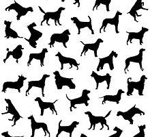 12 lovely dogs by benyuenkk
