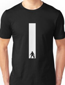 The Dark Tower white Unisex T-Shirt