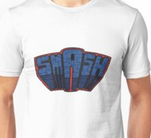 // SmAsh // Don't Stop Superheroes // Ashton // Unisex T-Shirt
