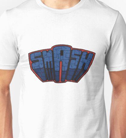 // SmAsh // Don't Stop Superheroes // Ashton // Unisex T-Shirt