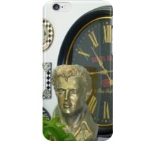 The Late Elvis Bust iPhone Case/Skin