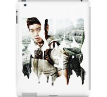 runner - minho iPad Case/Skin