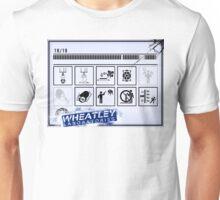 Wheatley Laboratories, Long Test Chamber Sign Unisex T-Shirt