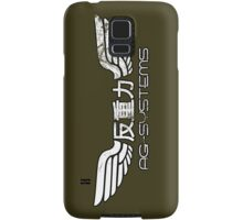 Wipeout - AG Systems - 50s Style (Outlined) Samsung Galaxy Case/Skin