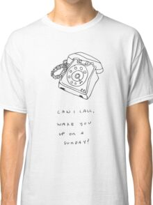5 Seconds Of Summer Kiss Me Kiss Me lyrics Classic T-Shirt