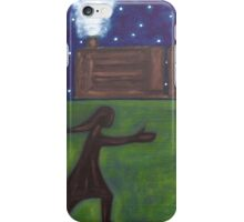 THE RAILWAY STATION iPhone Case/Skin