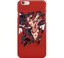 KILL LA KILL - BEFORE MY BODY IS DRY iPhone Case/Skin