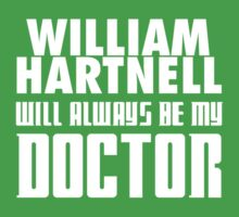 Doctor Who - William Hartnell will always be my Doctor Kids Clothes