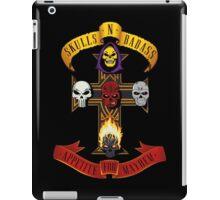 Skulls & Badass iPad Case/Skin