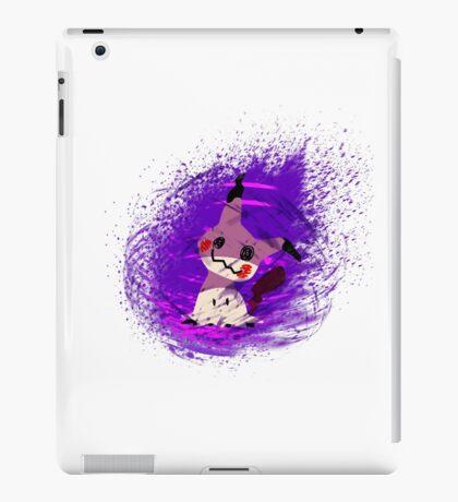 Mimikyu Busted Pokemon iPad Case/Skin