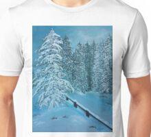 Snow Scenery Unisex T-Shirt