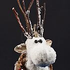 White Reindeer by Georden