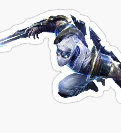 Zed Thunder Sticker