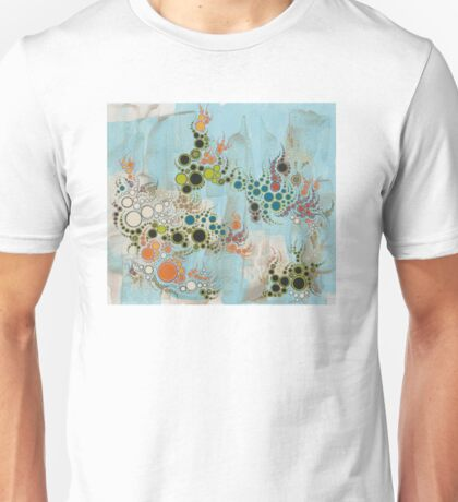 Untitled on Watercolor Paper #113 Unisex T-Shirt