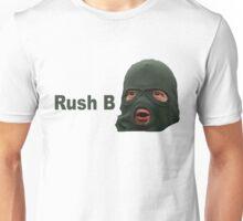 CS:GO Rush B meme Russian guy, Russian face CS GO Unisex T-Shirt
